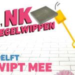 NK tegelwippen in Delft